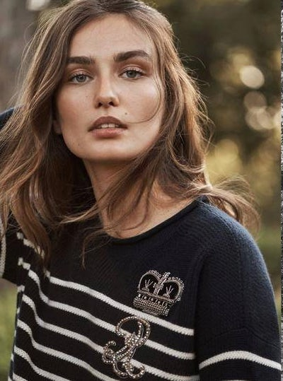 An image from Polo Ralph Lauren's Fall 2017 campaign.