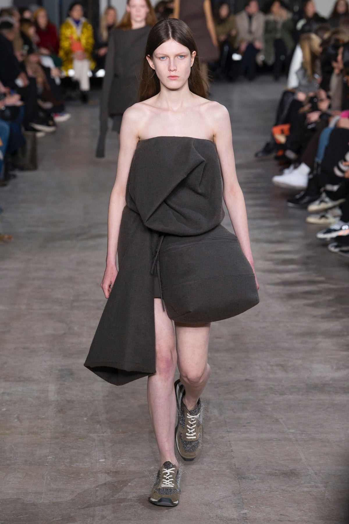A Dreamy Carnality at Rick Owens