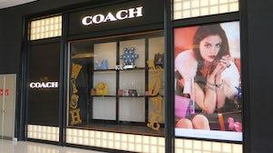 Coach store | Source: Shutterstock
