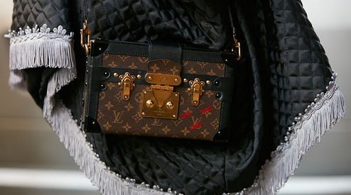 44fc12ddbe23 Louis Vuitton  Petite Malle  bag