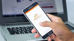 Alibaba App | Source: Shutterstock