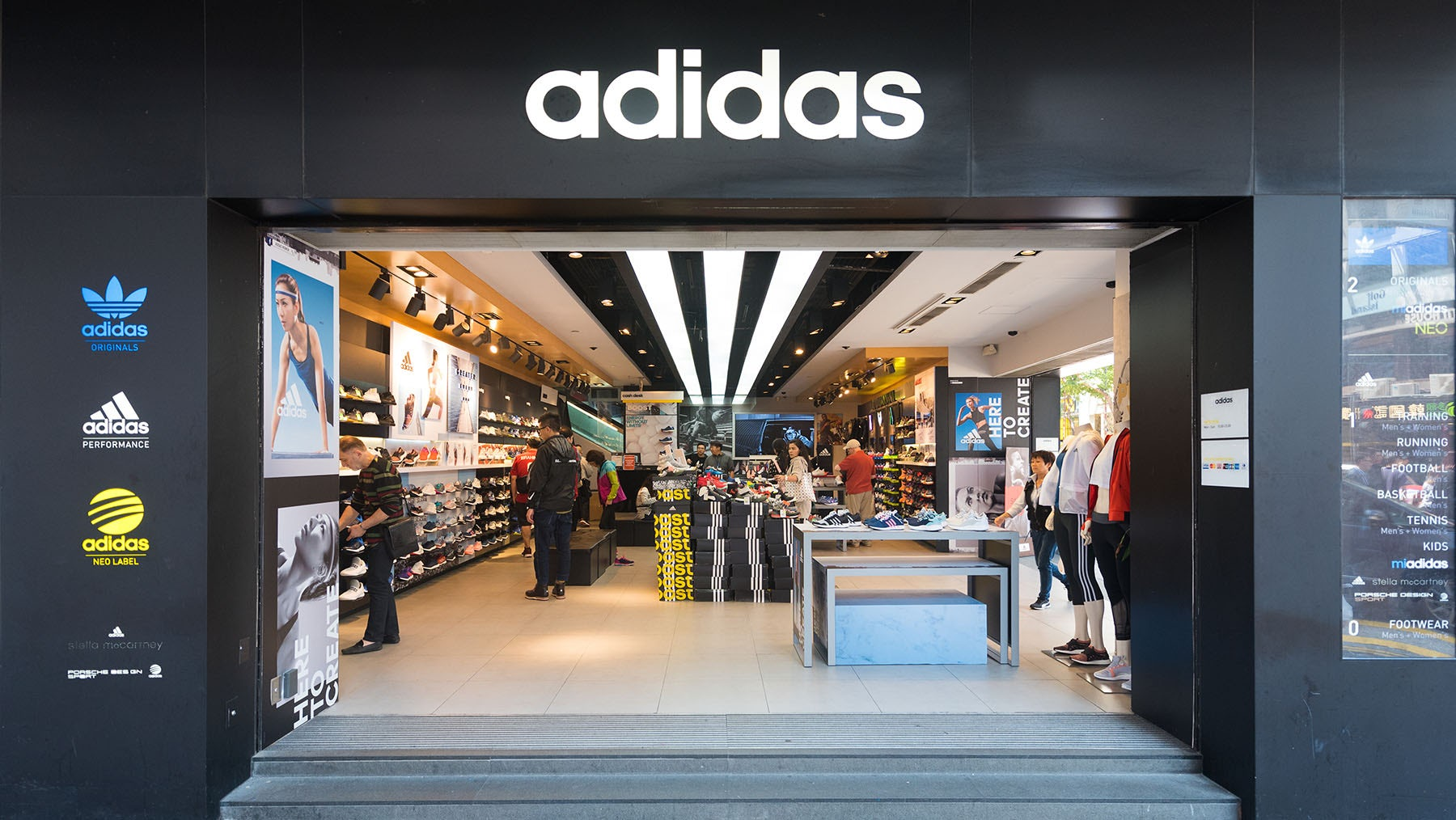 Adidas to Close Stores in Online Push | News & Analysis | BoF