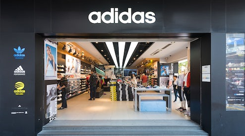 c2fbf06e1bfa35 Adidas to Close Stores in Online Push
