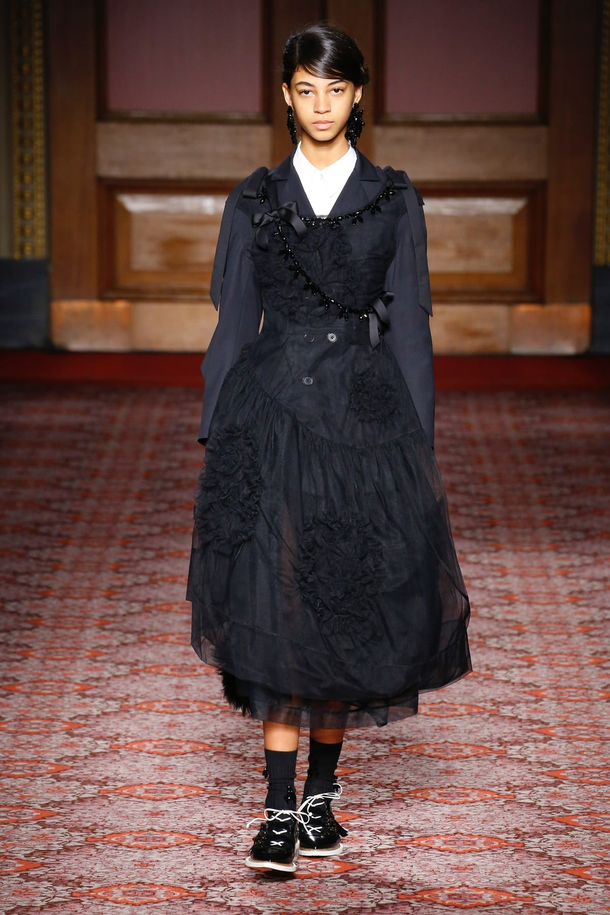 A Hint of Nightmare at Simone Rocha