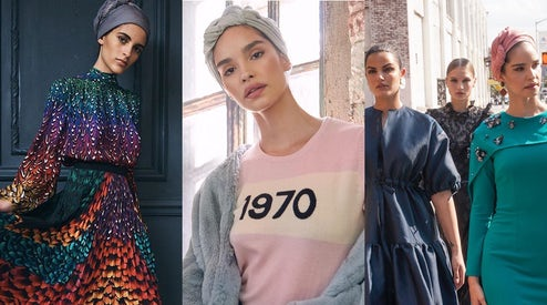 Op Ed The Muslim Fashion Market Is Not A Monolith Opinion Op Ed Sponsored Feature Bof