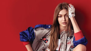 Gigi Hadid's fourth collection for Tommy Hilfiger | Source: Tommy Hilfiger