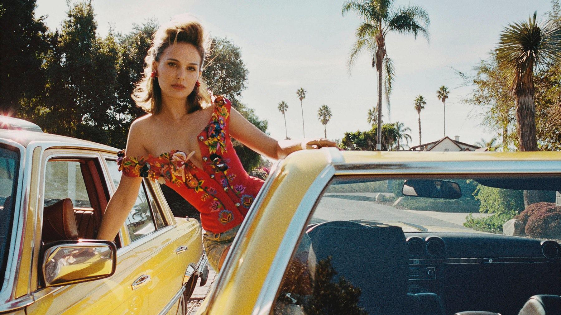 Porter's digital campaign featuring Natalie Portman | Source: YNAP