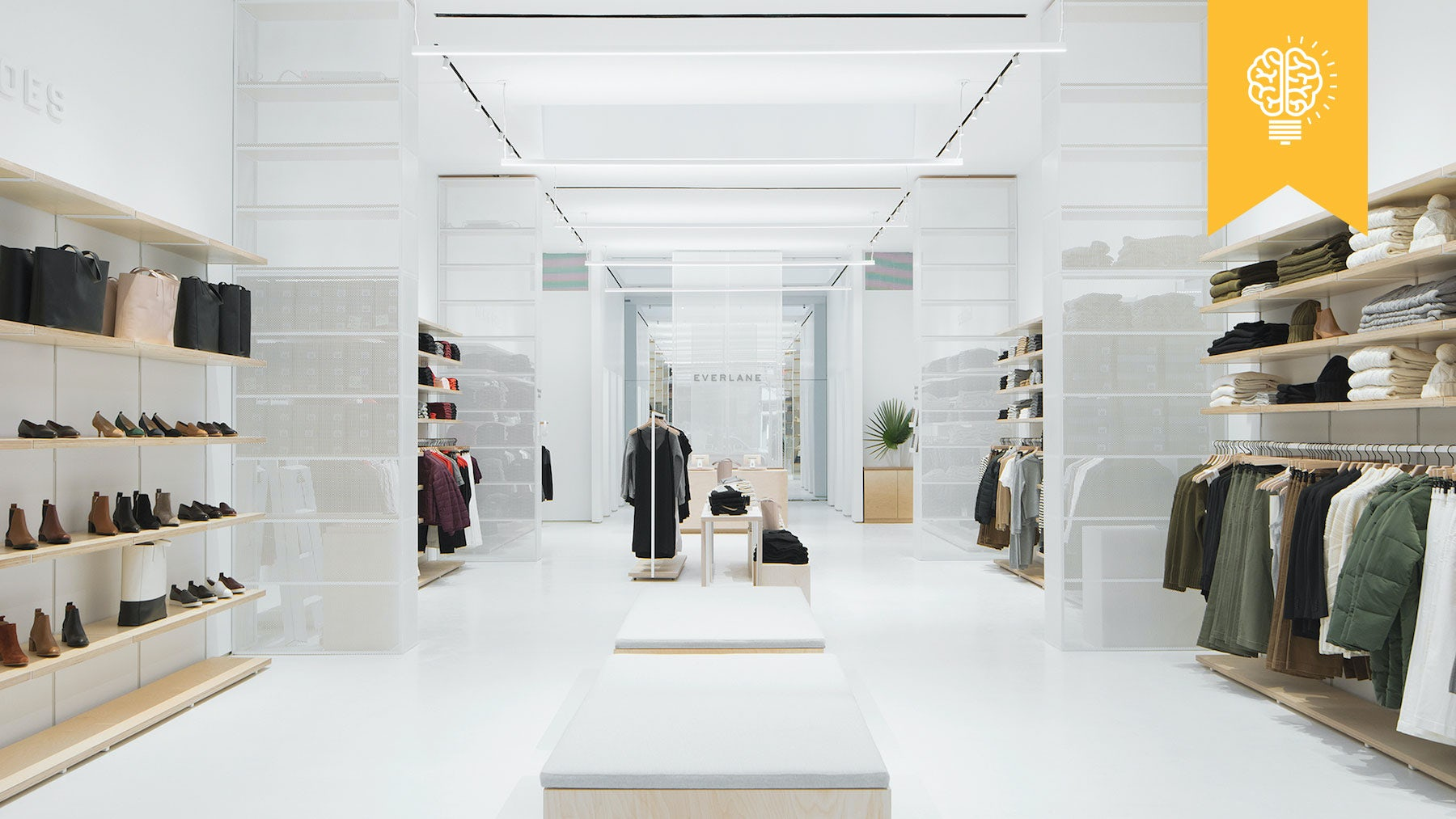 Everlane's Five Tactics for Winning at Physical Retail
