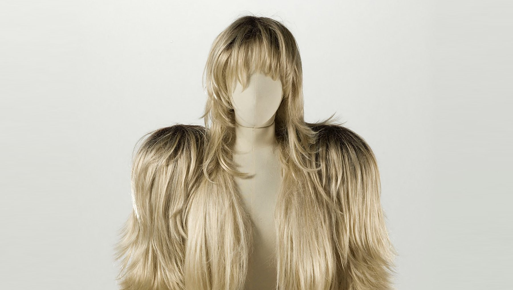Margiela wig jacket (2008-2009) | Courtesy of Palais Galleria