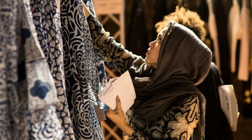 Dubai Showcases Modest Fashion Without Runways Or Models News Analysis Bof