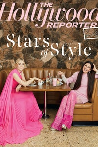 Saoirse Ronan and Elizabeth Saltzman on the cover of The Hollywood Reporter's March 21 issue. | Photo: Courtesy