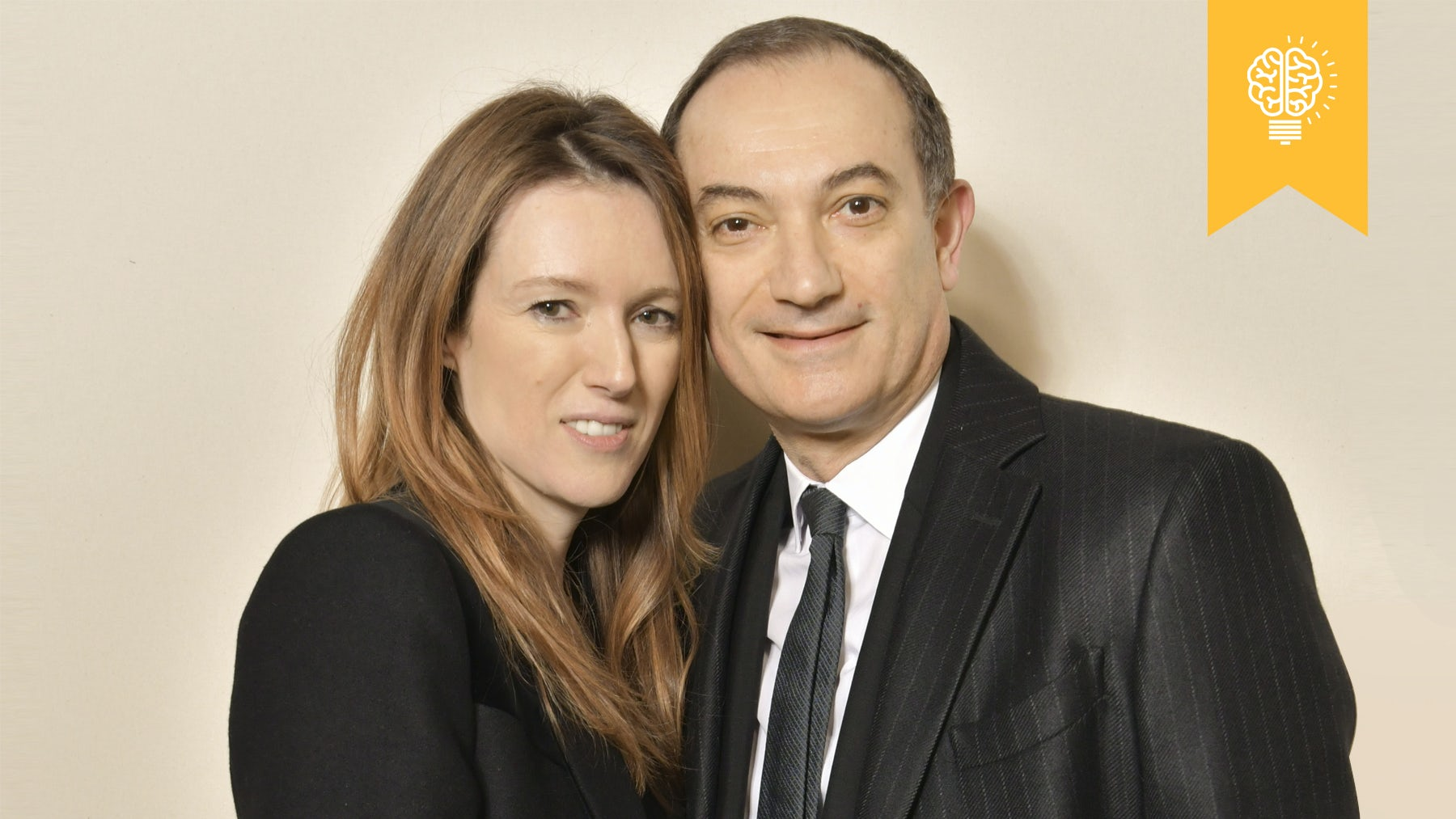Givenchy's  Clare Waight Keller and Philippe Fortunato | Source: Courtesy