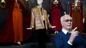 Hubert de Givenchy | Source: Getty