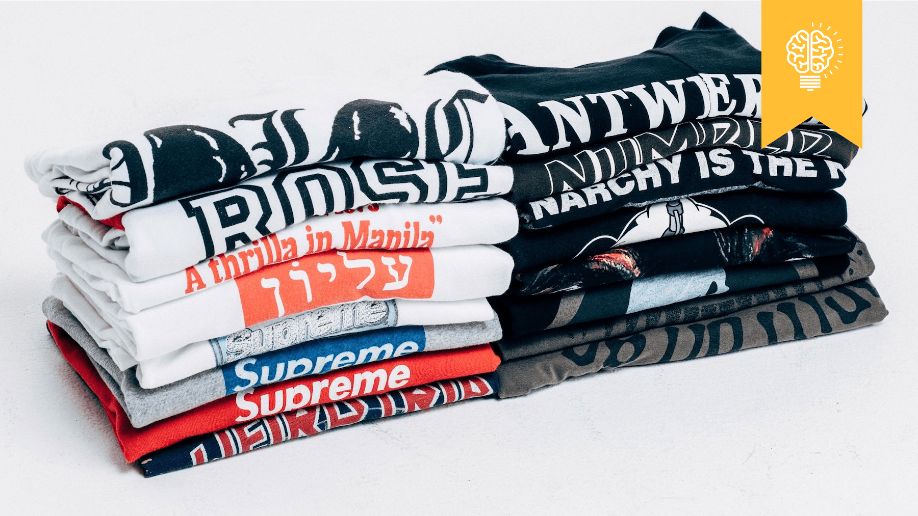 Selection of Grailed100 T-shirts | Source: Courtesy