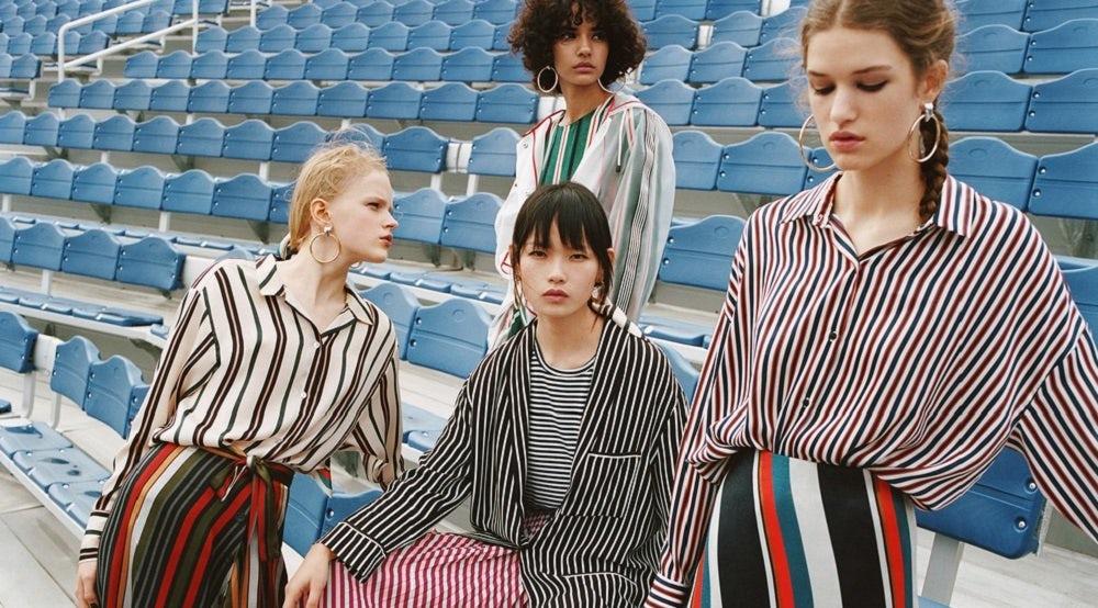 Zara 'TRF' Spring/Summer 2018 campaign | Source:  Zara