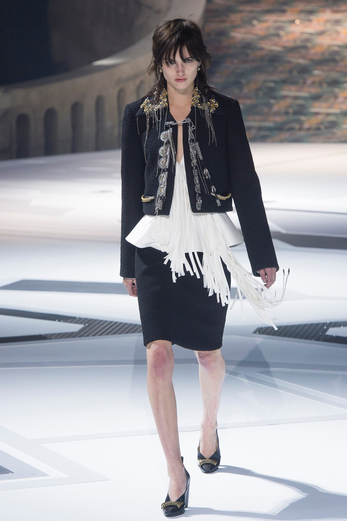 Uptight Perversion at Louis Vuitton