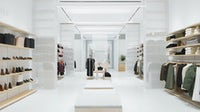 Inside Everlane's Prince Street store in New York | Source: Courtesy