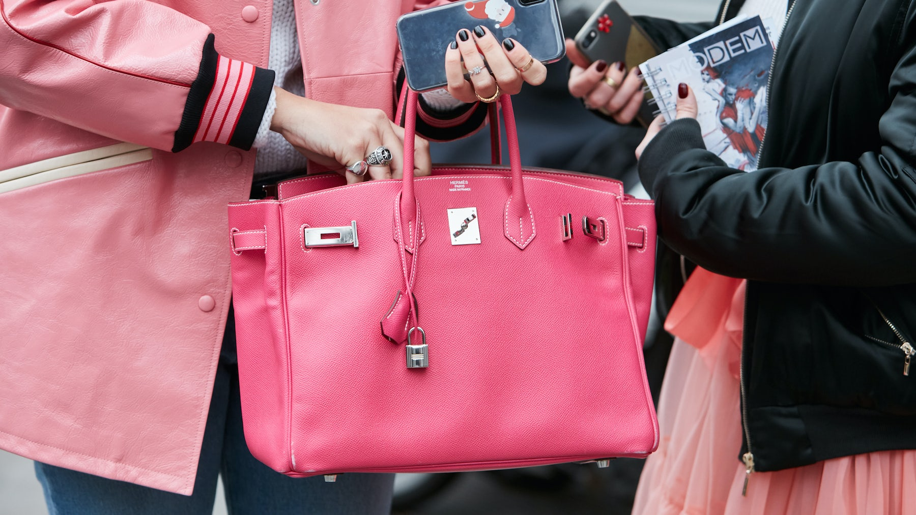 Hermès Birkin bag | Source: Shutterstock