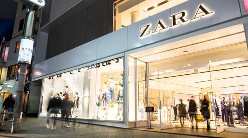 f09144e2386 Inditex To Sell All Brands Online Globally by 2020 | News & Analysis ...