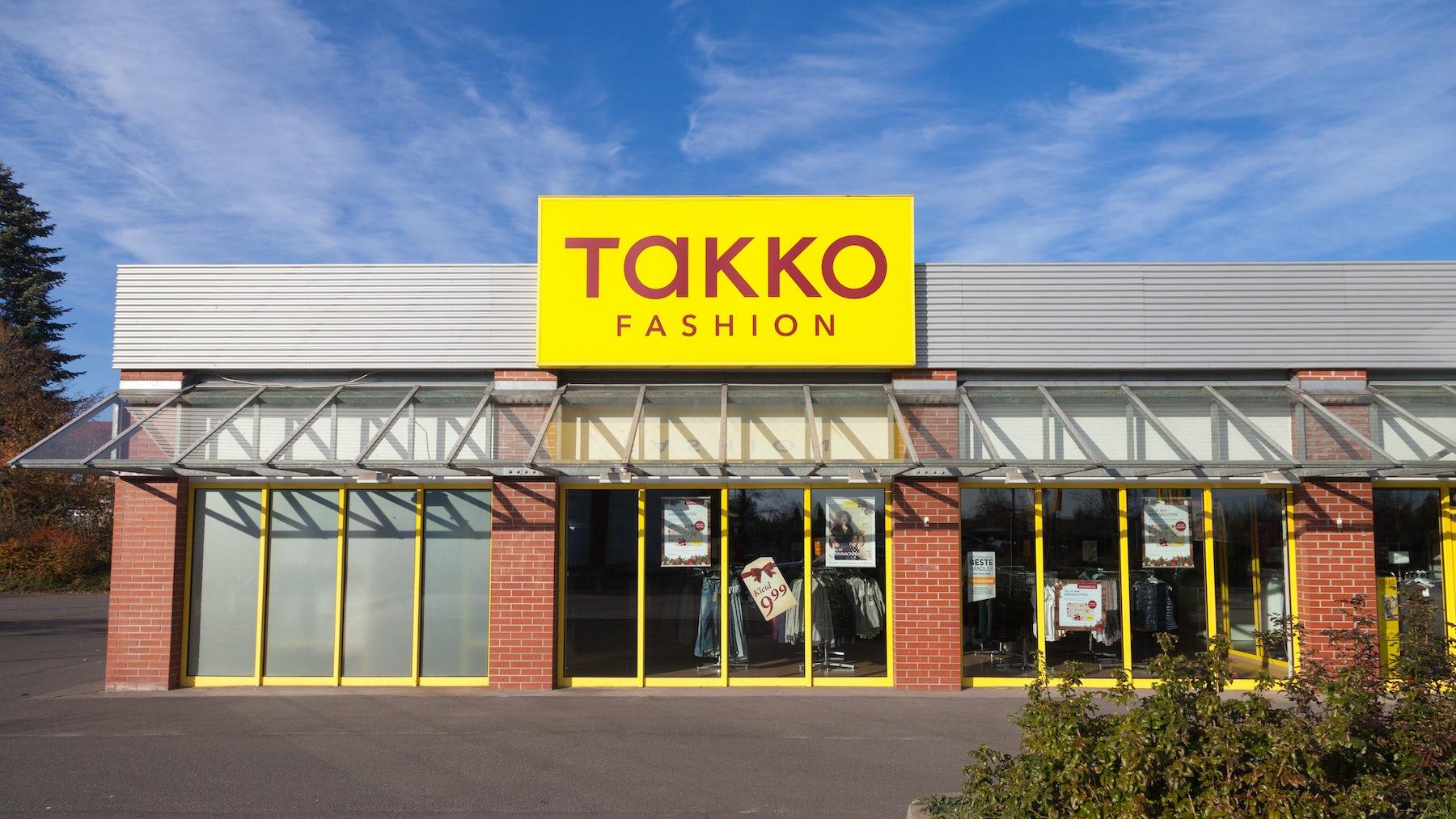 A Takko store | Source: Shutterstock
