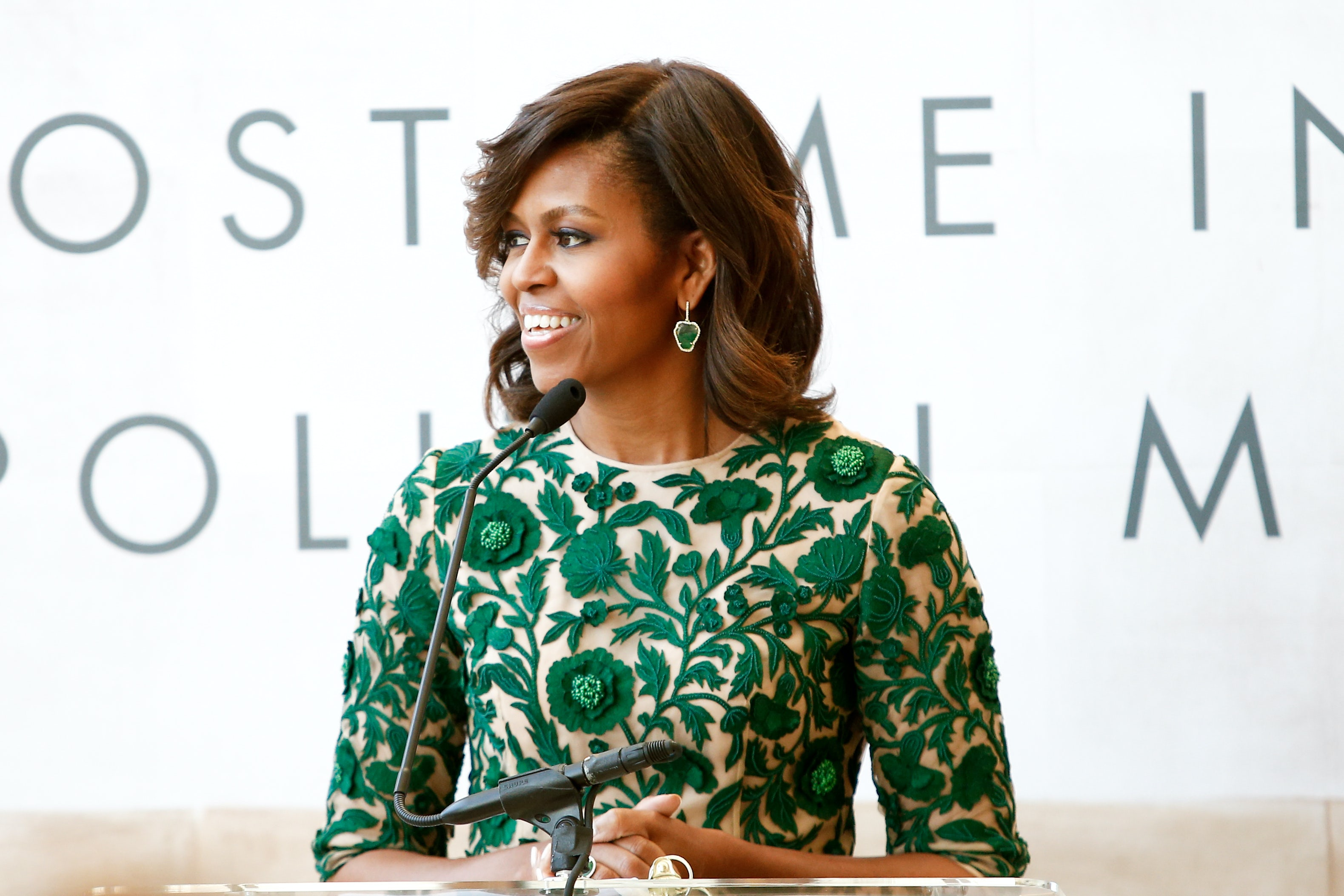 Michelle Obama | Source: Shutterstock