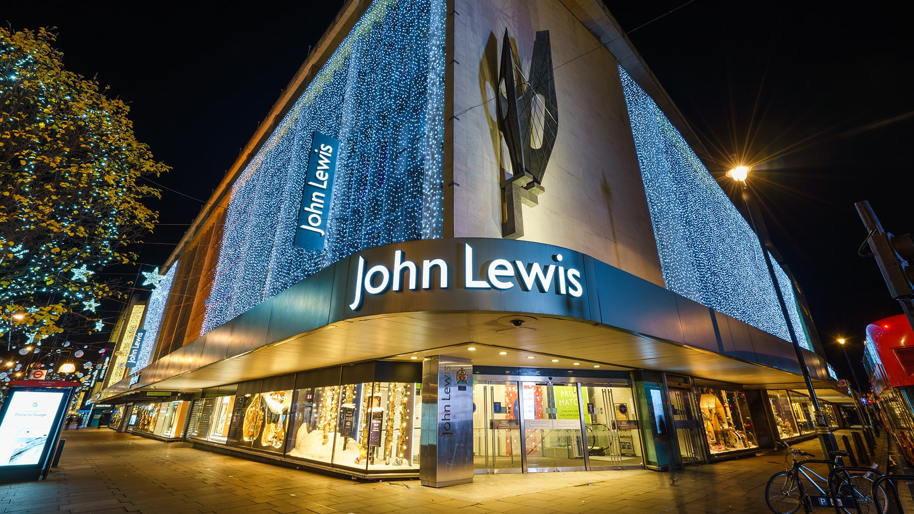 John Lewis department store | Source: Shutterstock