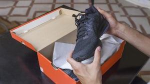 Nike footwear   Source: Shutterstock