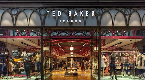 9393532345b66f Ted Baker Slumps as Company Pledges Harassment Probe