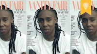 Lena Waithe covers Vanity Fair's April issue | Image: Annie Leibovitz exclusively for Vanity Fair