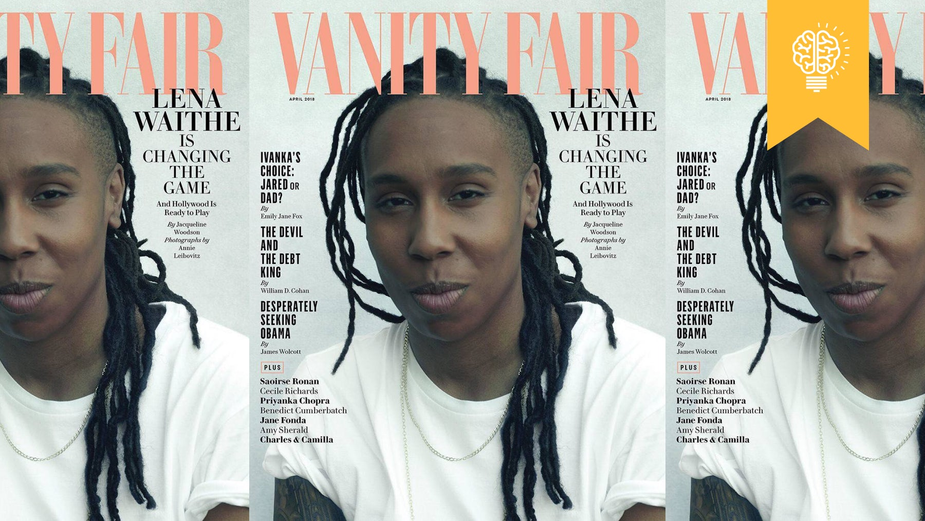 What Vanity Fairu0027s Lena Waithe Cover Says About Magazines In The Digital Age
