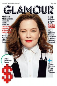 Melissa McCarthy covers Glamour May 2018 | Source: Miguel Reveriego