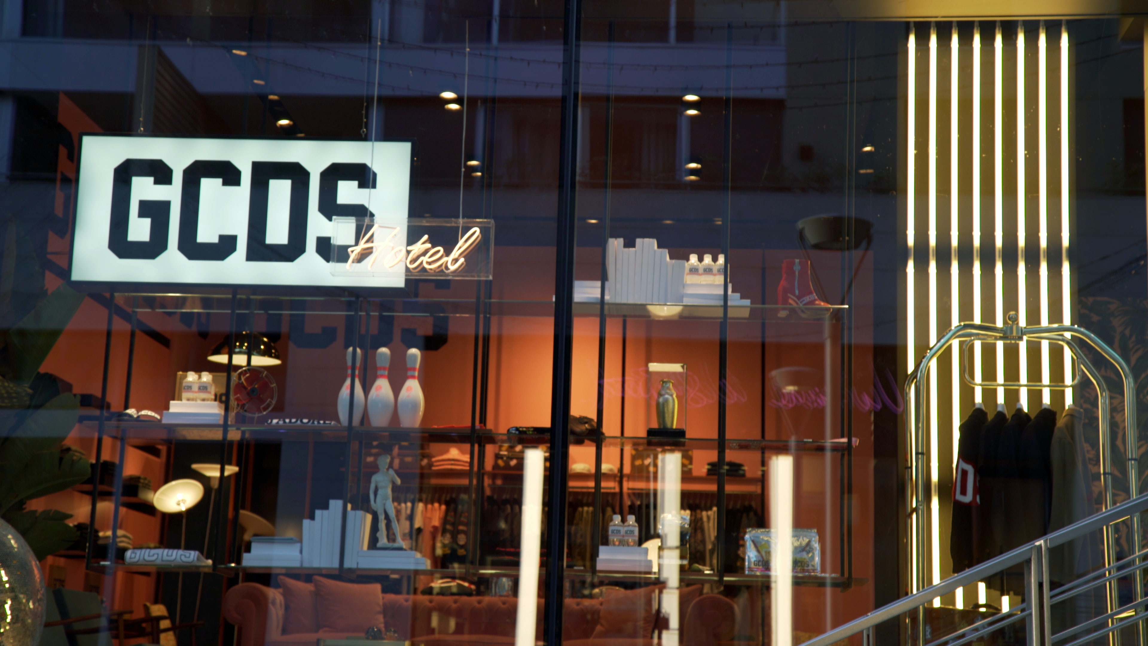 Announcing GCDS, Gentle Monster, Amiri, M.i.h Jeans and A Peace Treaty