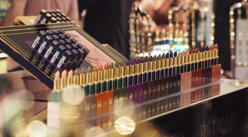 L'Oréal X Balmain lipsticks | Source: L'Oréal