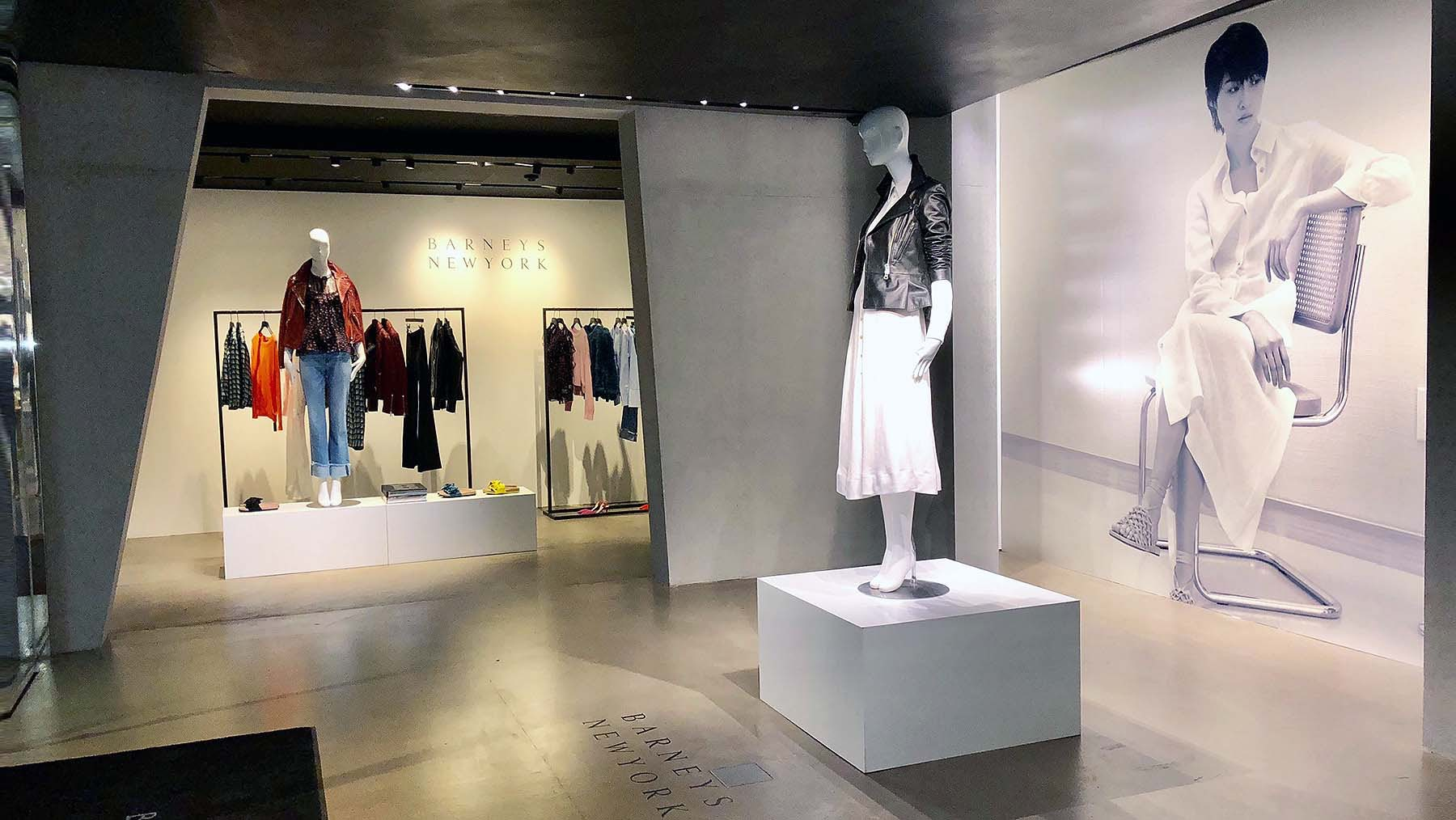 Barneys New York Goes International With Boon the Shop