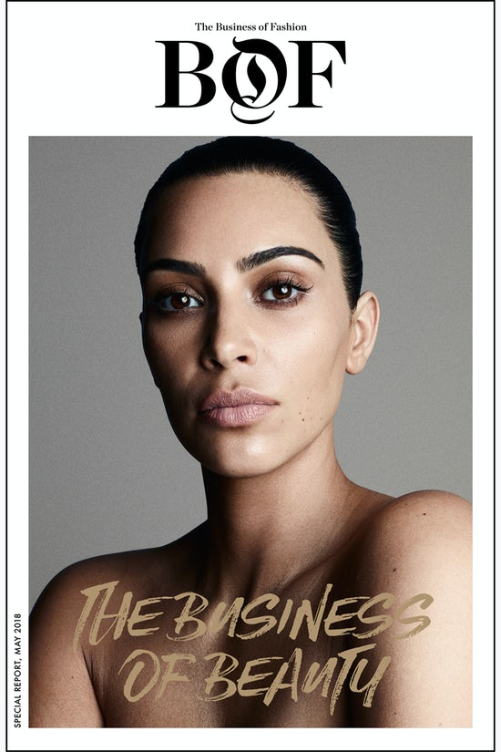 Kim Kardashian Means Business | People | BoF