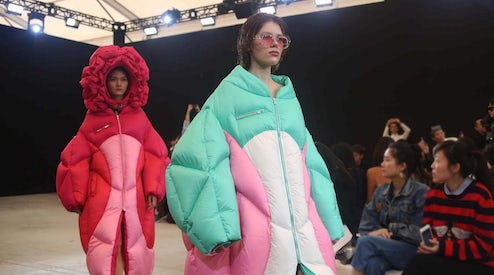 75e5154d3 How Shanghai Fashion Week Got Its Groove   Opinion, Bubble And Speak ...