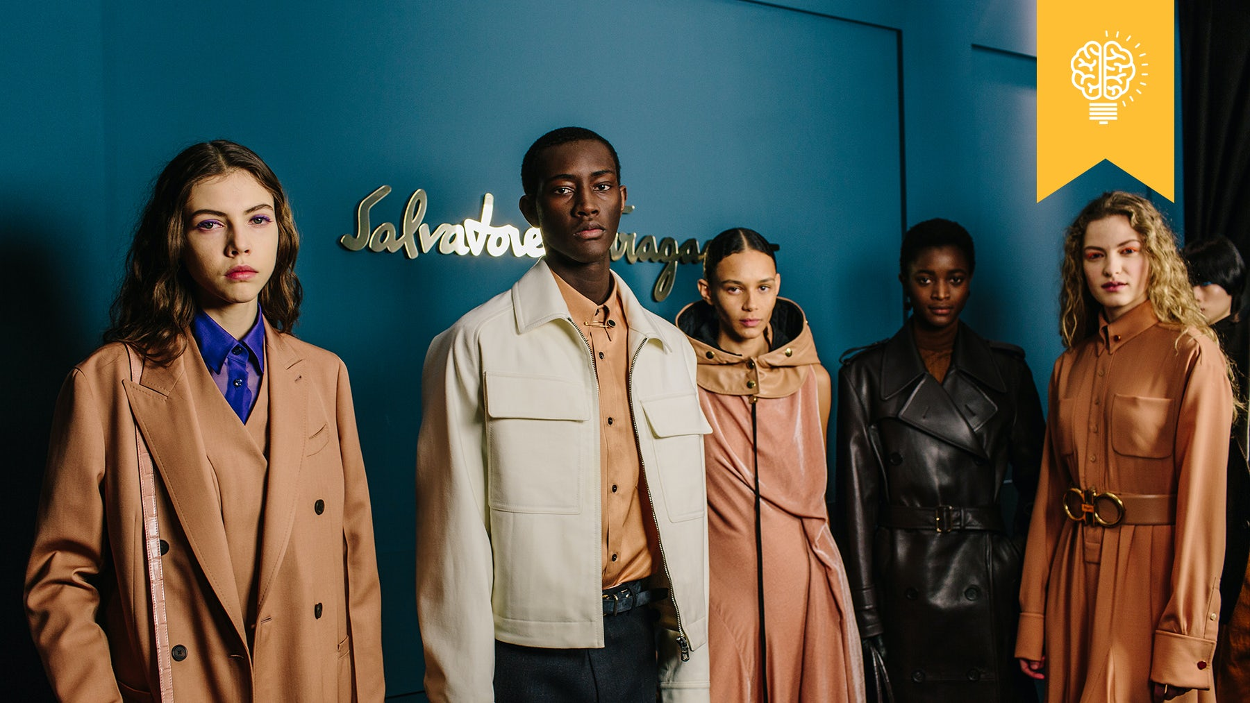 Salvatore Ferragamo Autumn/Winter 2018 | Source: Salvatore Ferragamo