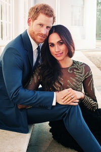Prince Harry and Meghan Markle's official engagement photo | Photo: Alexi Lubomirski via Getty