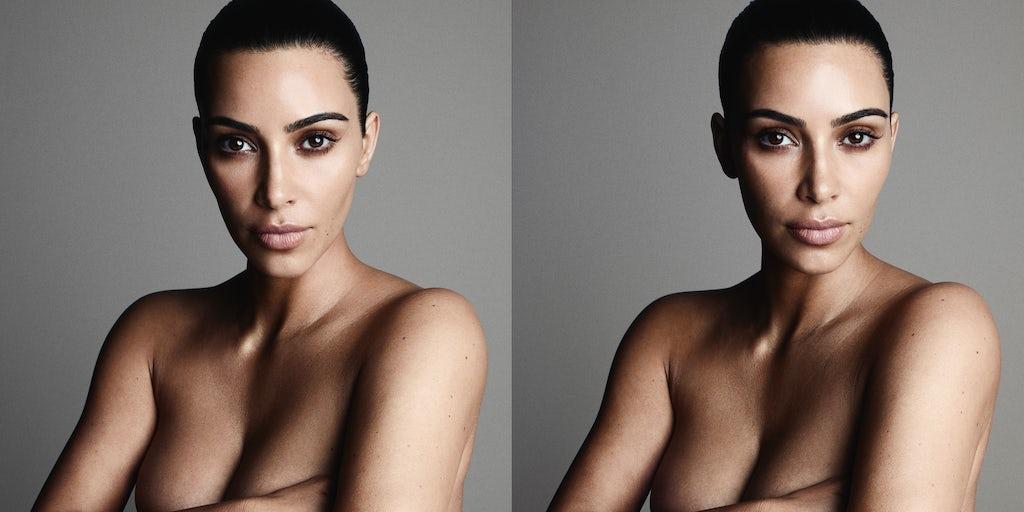 Kim Kardashian Means Business  9115bd36022ca