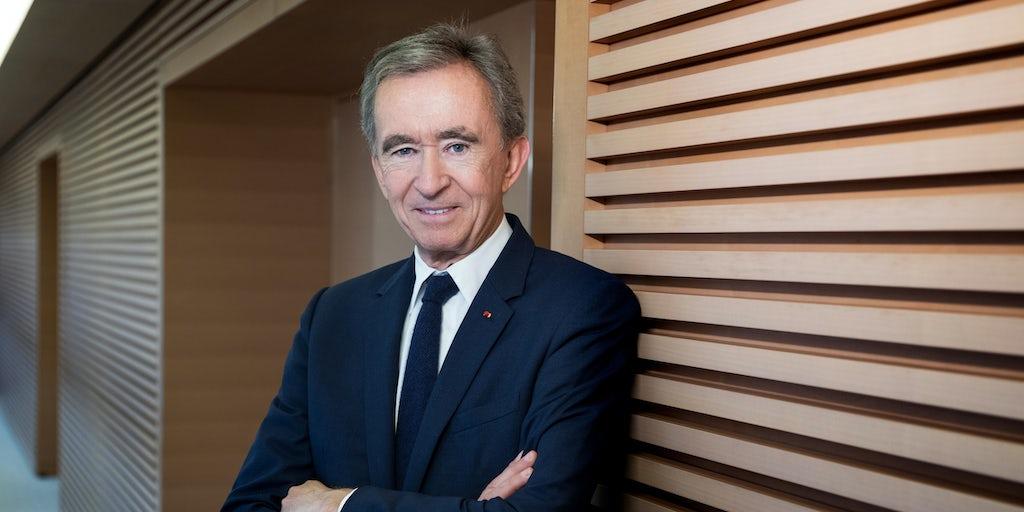 Bernard Arnault Buys Influence Through Media Deals in France