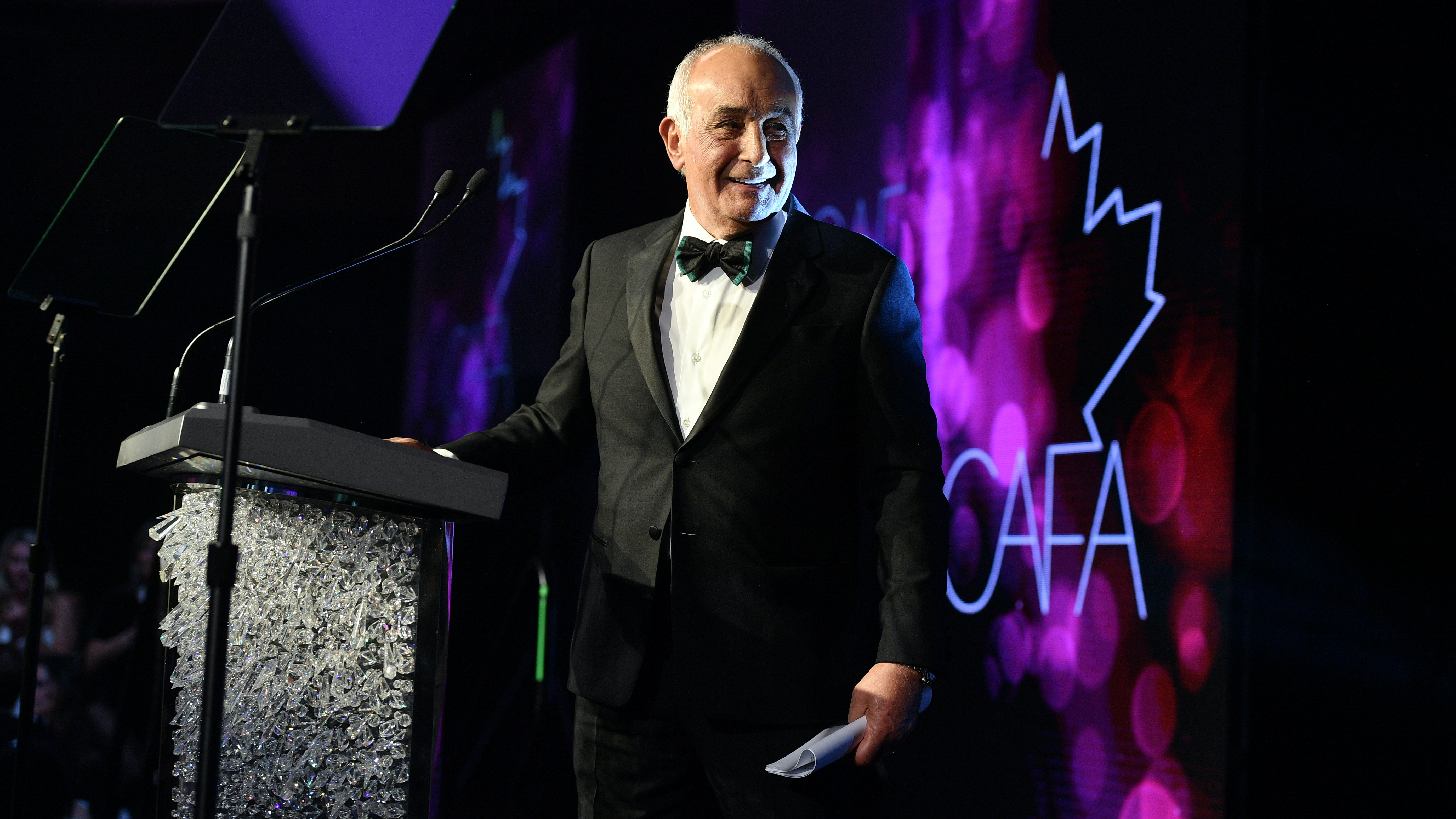 Aldo Bensadoun, Céline Dion Honored at Canadian Arts & Fashion Awards