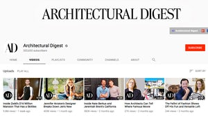 Architectural Digest YouTube channel | Source: YouTube