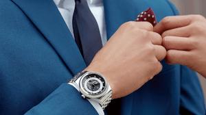 Swatch 'SISTEM51 Irony' watch | Source: Swatch