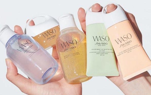 Shiseido's Waso range | Source: Shiseido