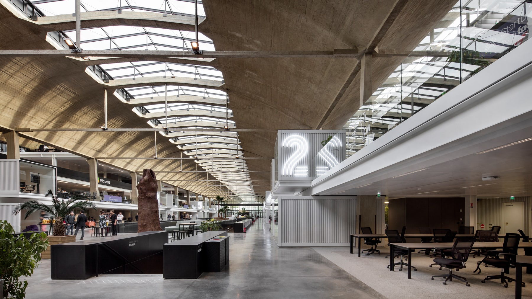 Station F in Paris, France | Source: Courtesy
