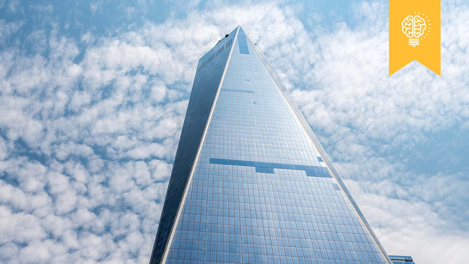 Condé Nast's headquarters at the World Trade Center in New York   Source: Shutterstock
