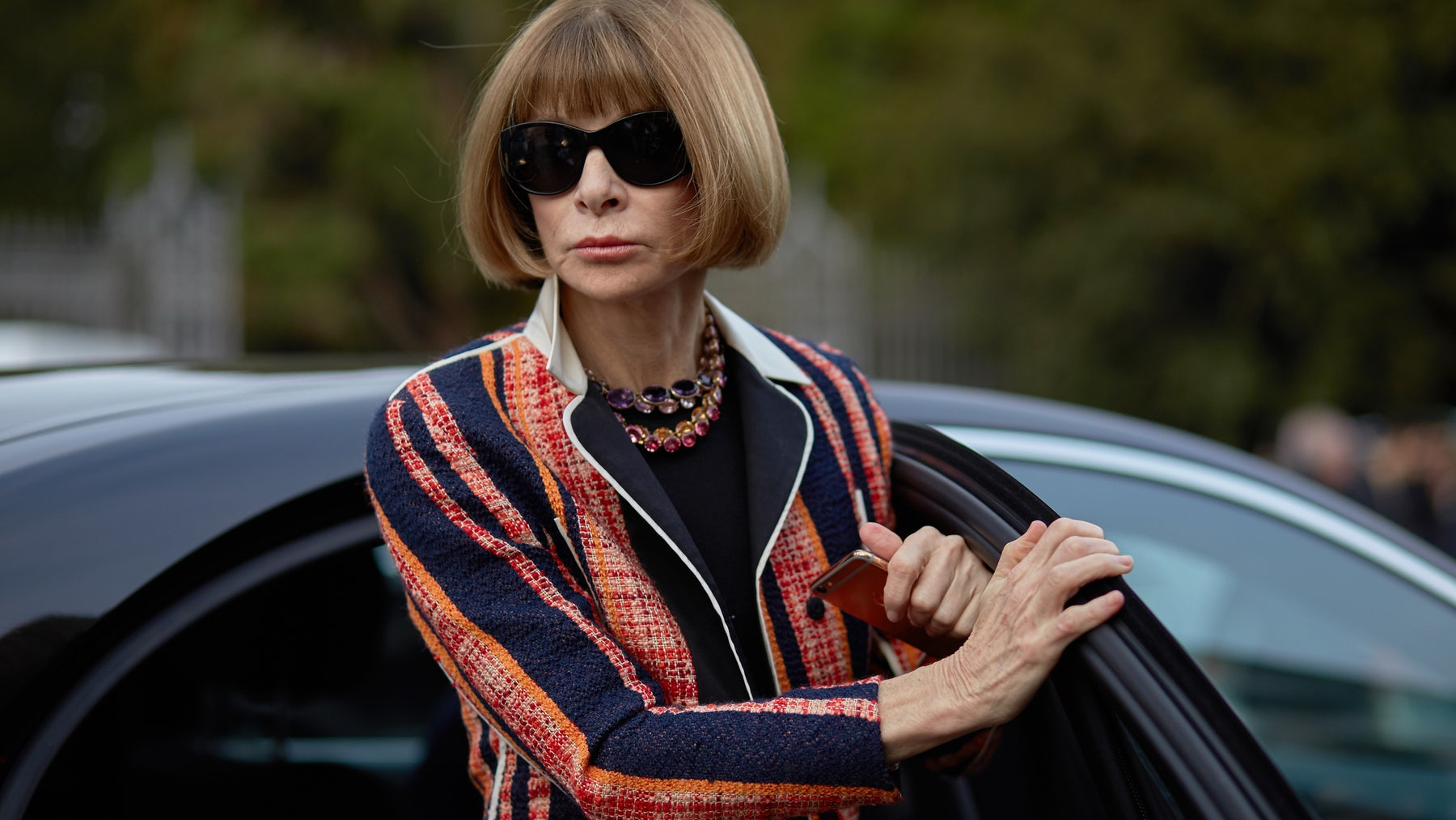 Anna Wintour | Source: Shutterstock