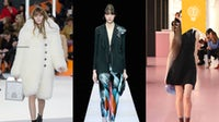 Ready-to-wear looks from Louis Vuitton, Giorgio Armani and Dior| Source: Courtesy
