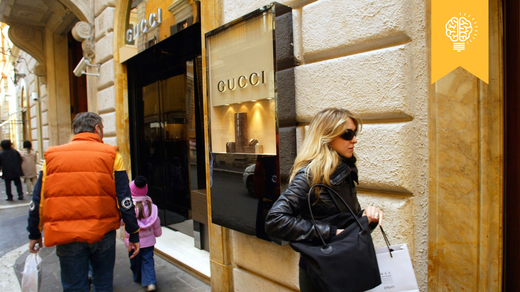 The Rich Don't Drive the Luxury Sector