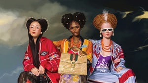 Gucci Spring/Summer 2018 campaign | Source: Gucci